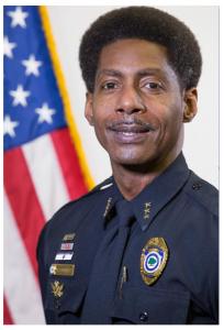 Police Chief Reginald L. Burgess