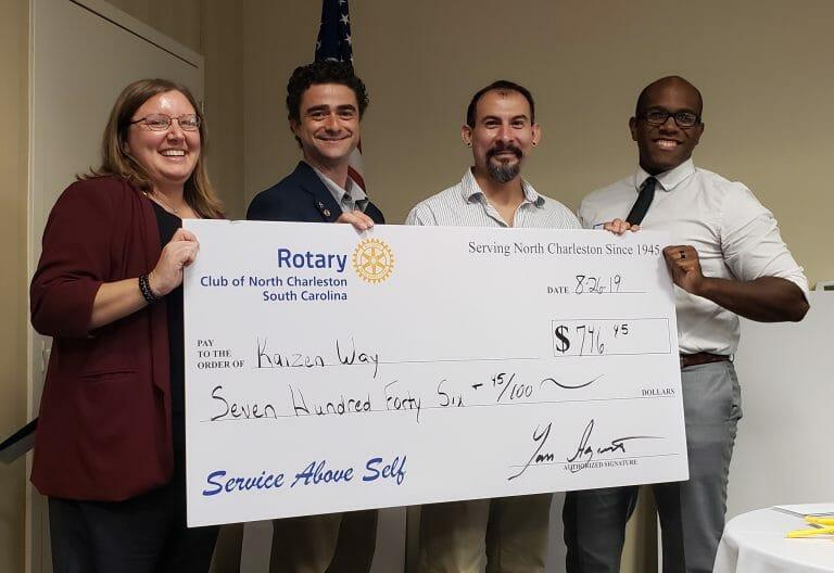 Rotary awards 2019 - - Kaizen Way