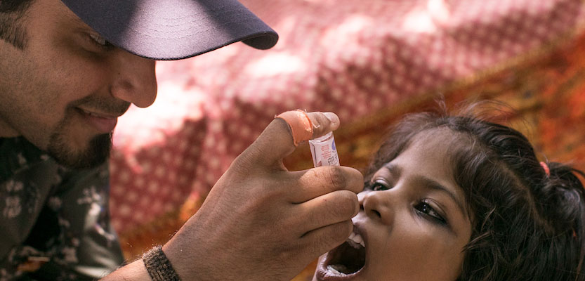 Polio Update – The work continues