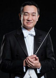 MEETING - Maestro Lam, The Charleston Symphony @ Hilton Garden Inn - Airport